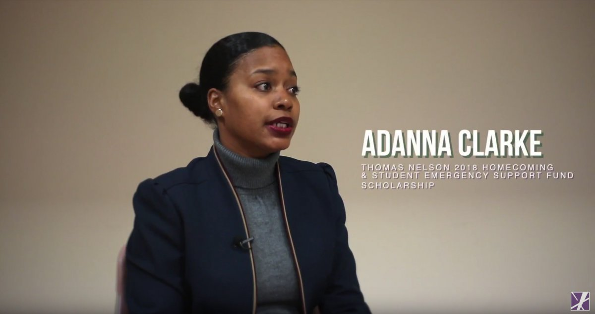2018 Scholarship Recipients video