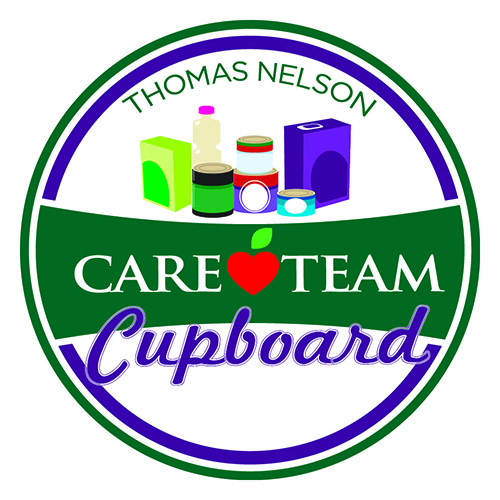 Thomas Nelson Care Team Cupboard Logo