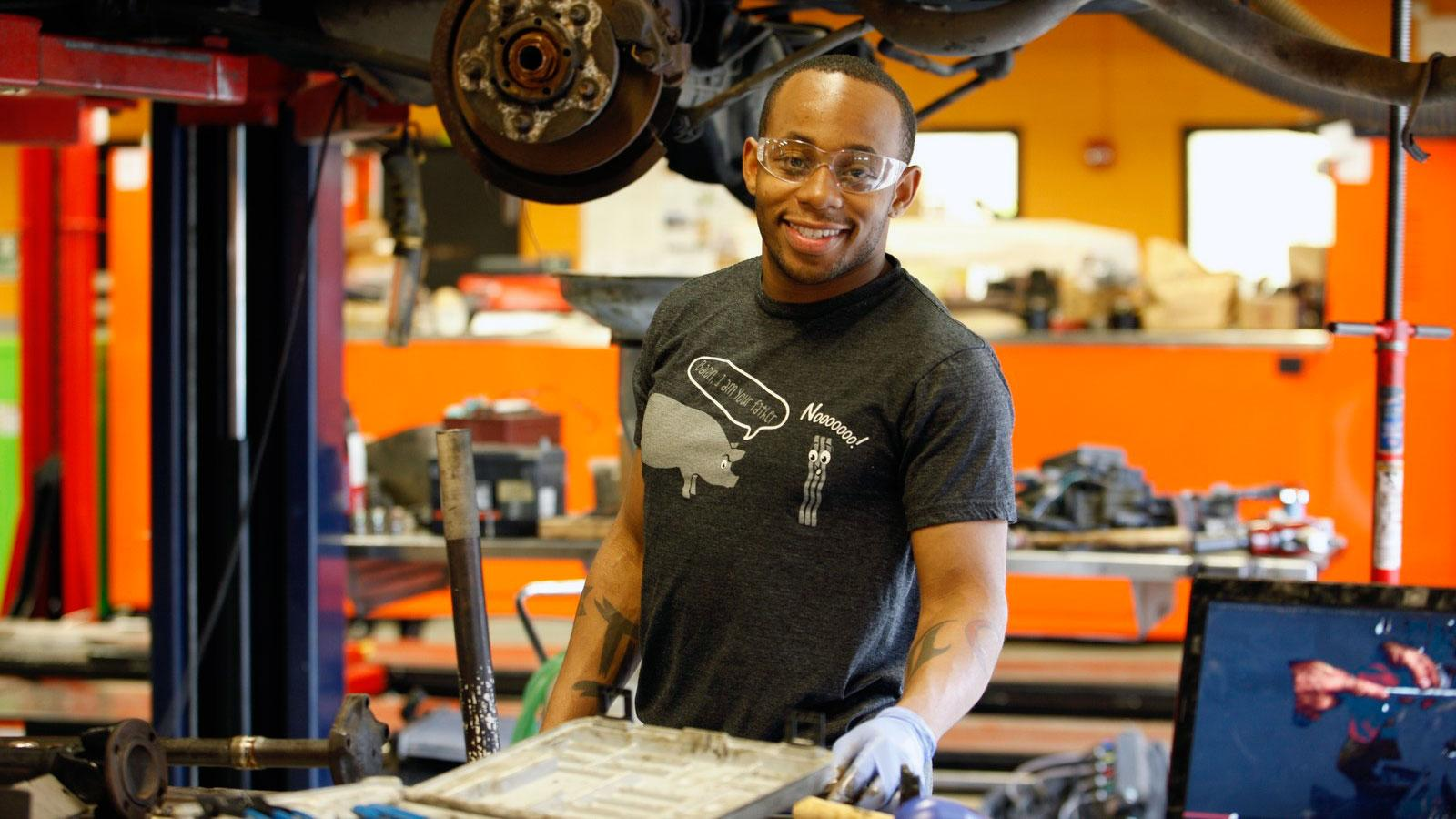 Automotive Technology - Associate Degree