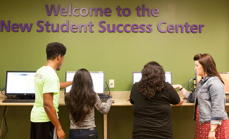 New Student Success Center