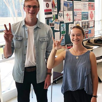 Image for Historic Triangle Students Form Sign Language Club