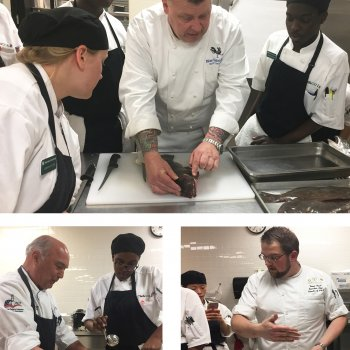 Image for Chefs Make Culinary Program Go