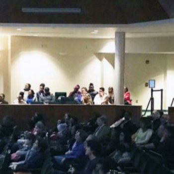Image for Dual Enrollment Info Sessions Drawing Crowds