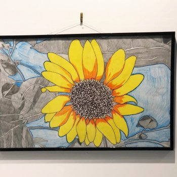 Image for Art Show Features Local High School Students