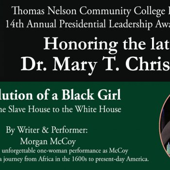 Image for Dr. Mary T. Christian, College's 2020 Presidential Leadership Award Honoree
