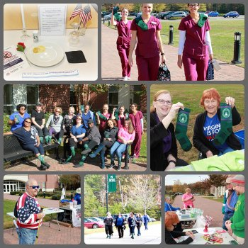 Image for Numerous Activities Help College Pay Tribute to Veterans