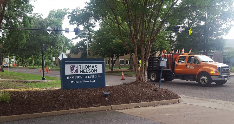 Image for Paving Project at Hampton Campus Set Through Mid-August