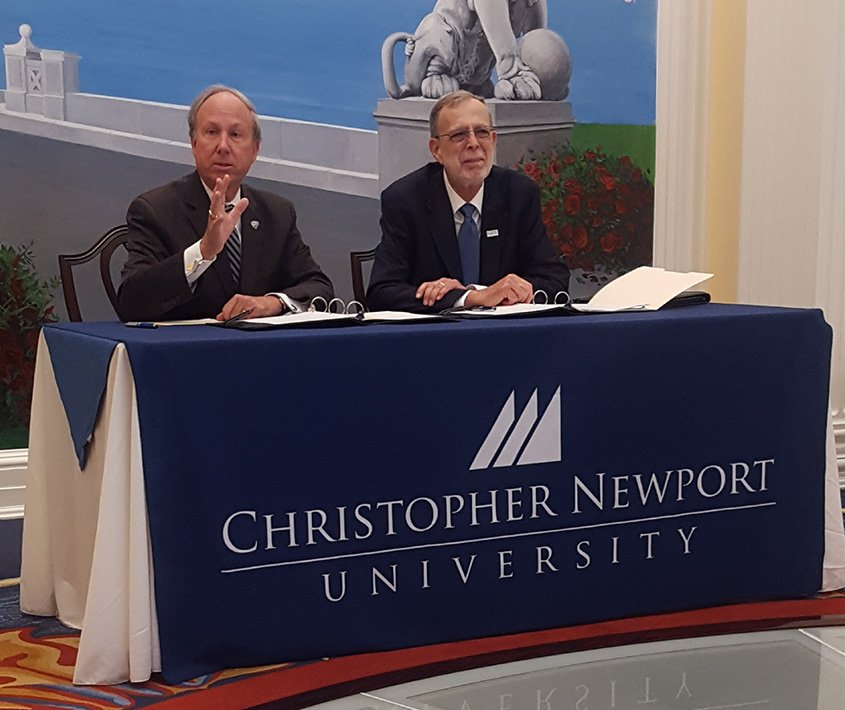 Image for Thomas Nelson, CNU Forge Captains Connection to Boost Tech and Engineering Programs