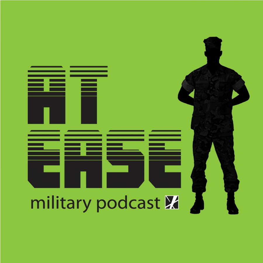 Image for College Begins Podcast for its Military Community
