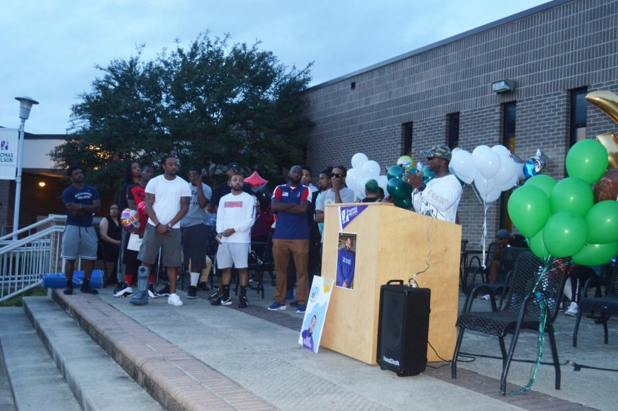 Image for Thomas Nelson Community Remembers Coach Armand Brown