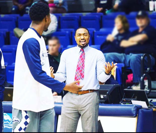 Image for Chris Moore Named New Men's Basketball Coach