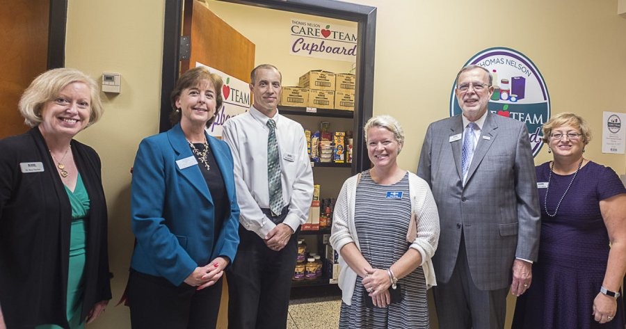 Image for New Campus Food Pantry Now Serving