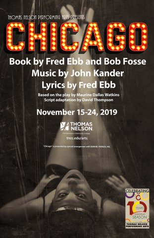 Image for  'Chicago' Opening at Thomas Nelson, Offers Lots of Fun