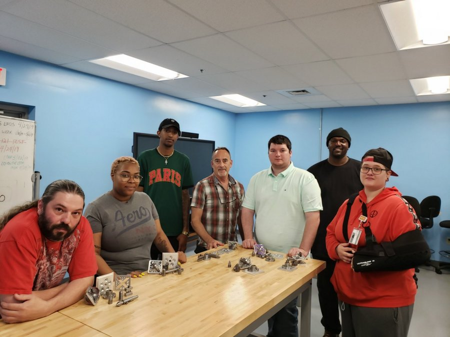Image for Continental Newport News Offers Program to Help Fill Skills Gap