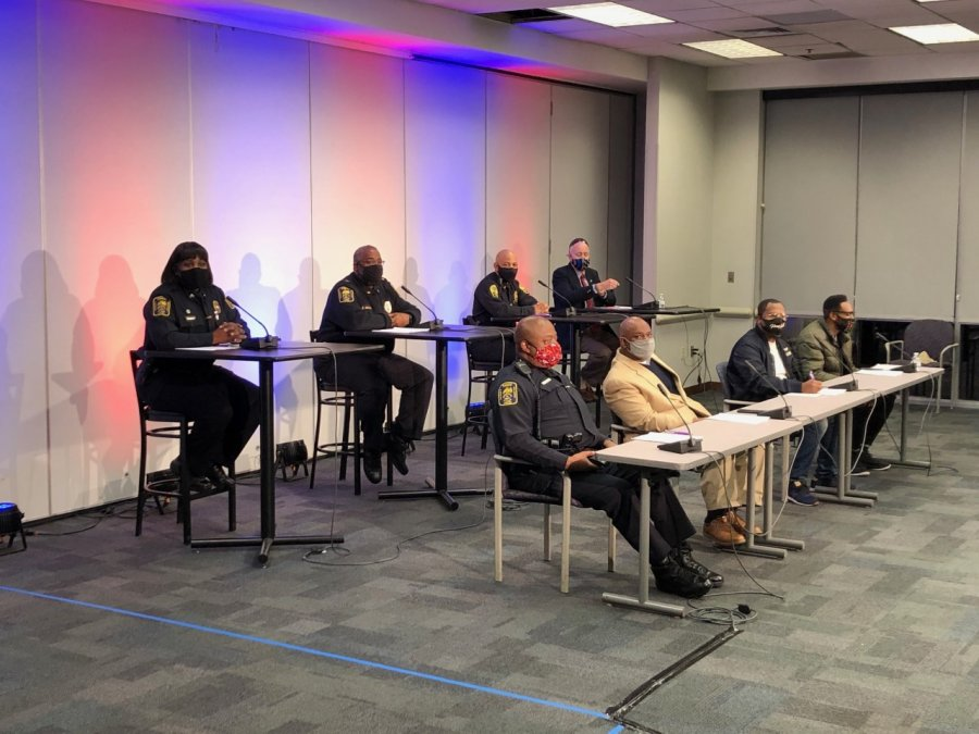 Image for Online Event Highlighted Community Discussion on Policing