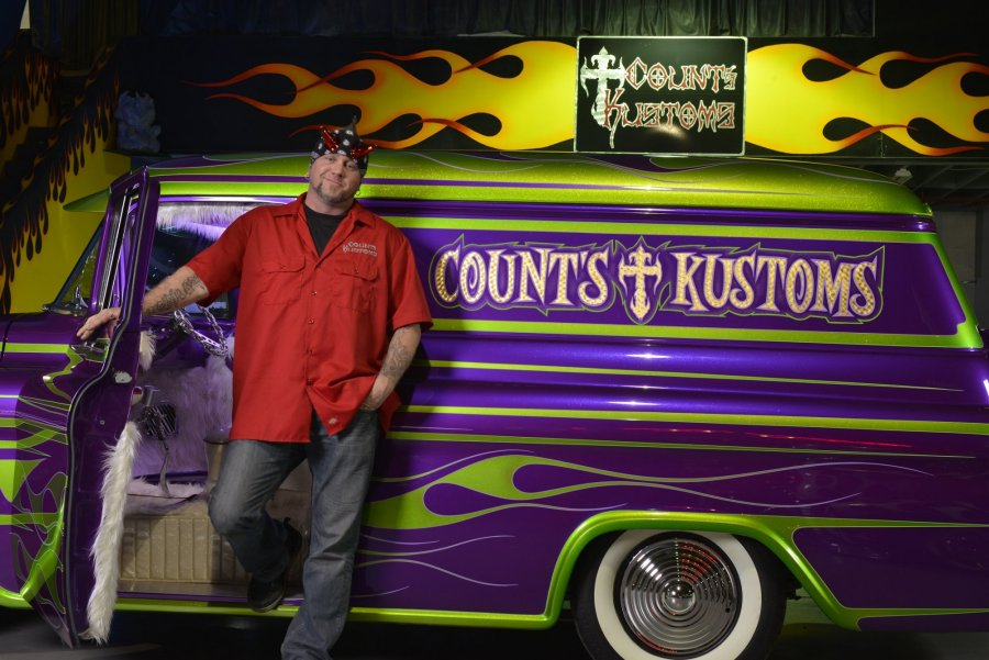 Image for Car Show to Feature TV Personalities from 'GearZ' and 'Counting Cars'