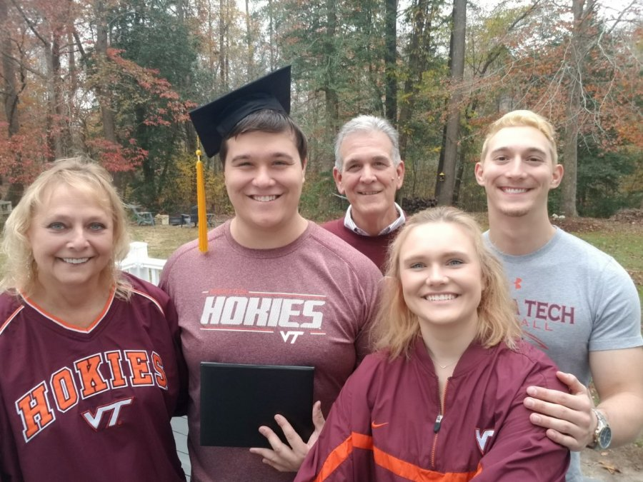 Image for College Earns High Five from Manfred Family