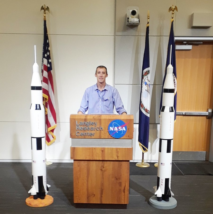 Image for Student Lands Second NASA Internship