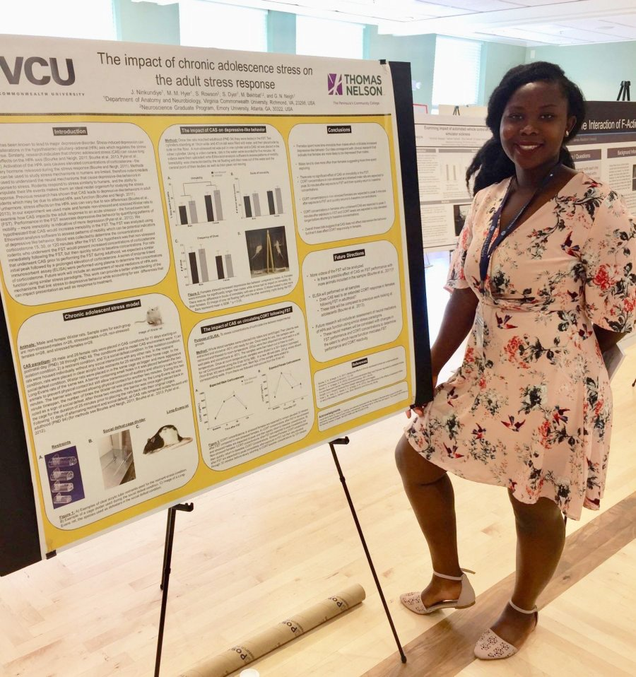 Image for Thomas Nelson Student in VCU Internship Wins Award