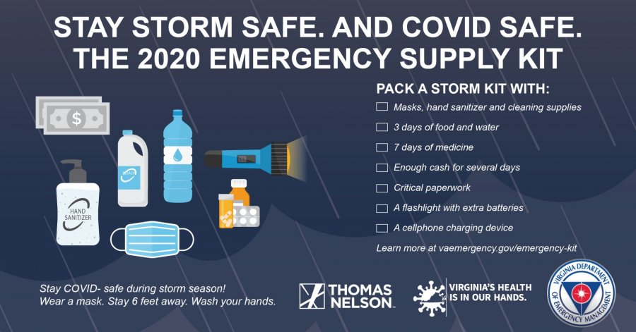 Image for Tips for Severe Weather Preparedness, Great Advice