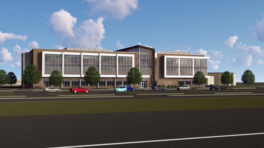 Image for Local News Highlights Replacement Building Project