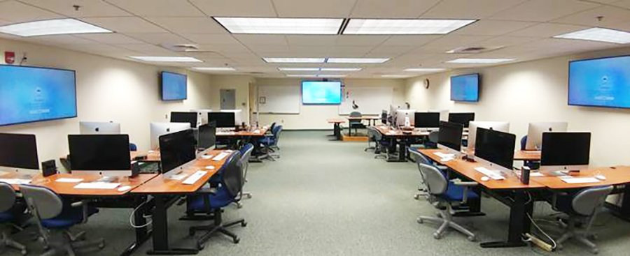 Image for Templin Hall Upgrade Promotes Collaboration