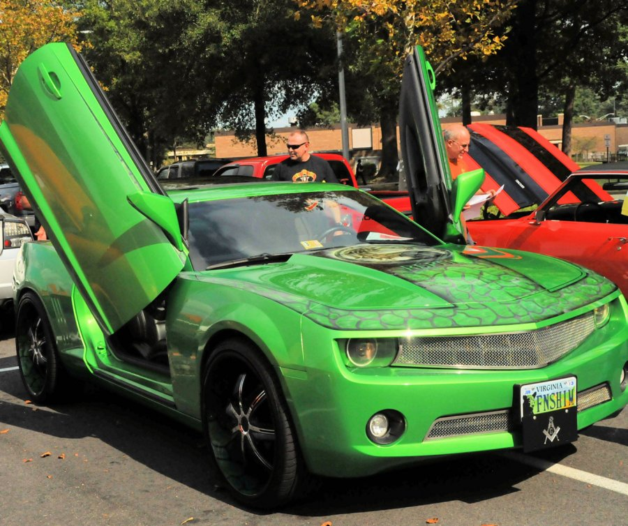 Get In Gear For Colleges Annual Car Show Thomas Nelson Community - Thomas chevrolet car show
