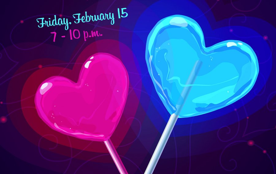 Image for Don't Miss Feb. 15 Valentine's Dance