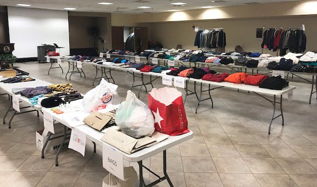 Image for Pop-up Closet Benefits More than 60