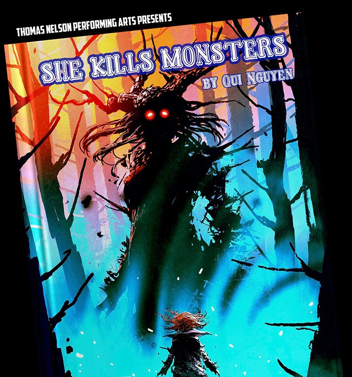 Image for 'She Kills Monsters' Reset for Halloween Weekend