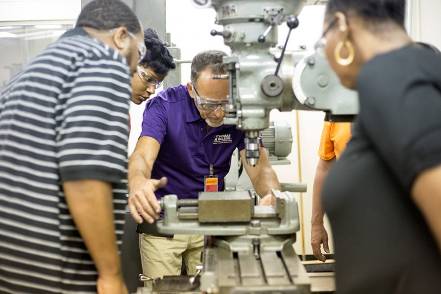 Image for Precision Machining Technology CSC Classes Begin Aug. 21