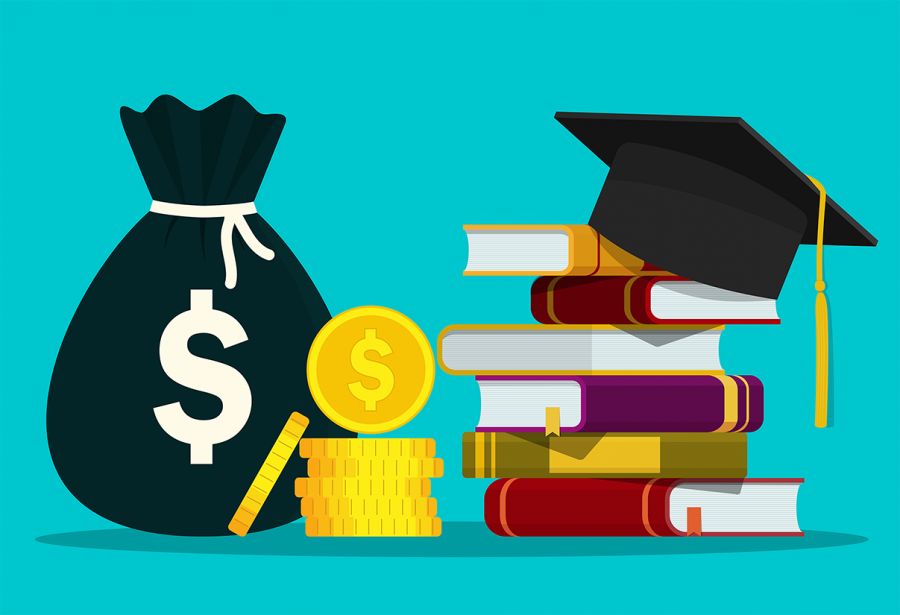 Image for Financial Aid Options Plentiful for Spring 2021