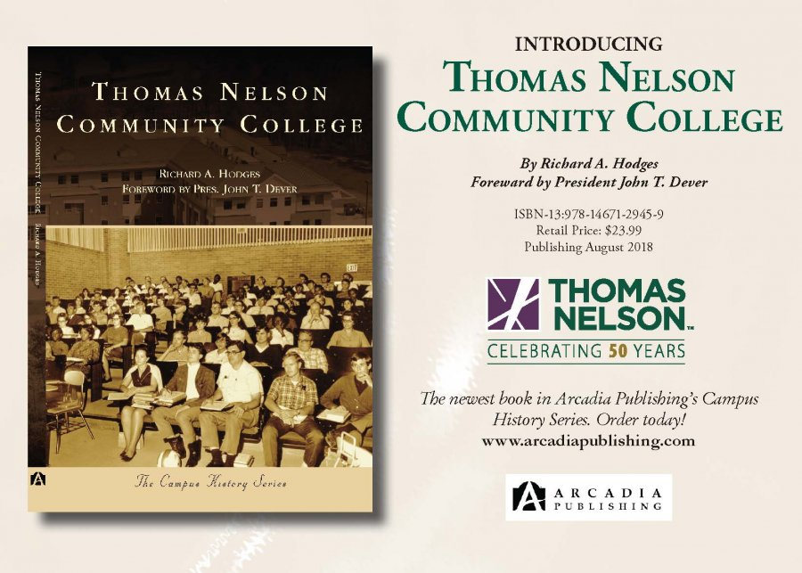 Image for Book on College's 50-Year History Available at Barnes & Noble