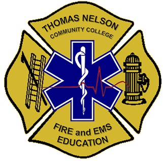Thomas Nelson Fire and EMS Education Department logo